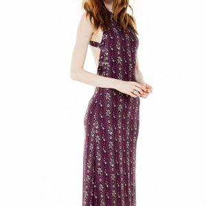 Novella Royale Maxi Dress  purple medium (NA1)